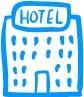 โปรแกรมโรงแรม