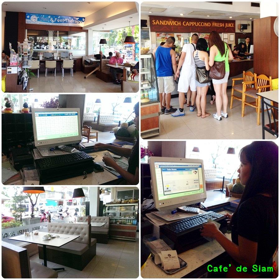 Cafe' de Siam